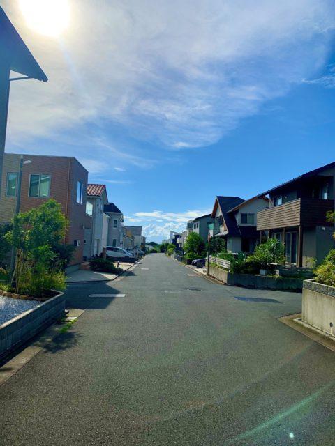 横浜から横須賀市、佐島の丘へ