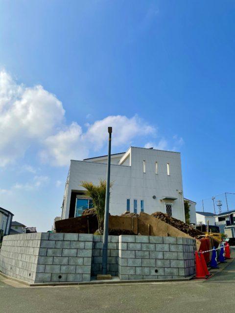 佐島の丘のモデルハウス